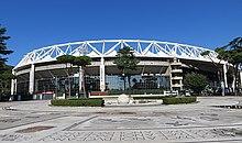 Stadio Olimpico - Fontana del Globo - panoramio.jpg