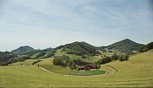 Aargau Jura Park - Image: Staffelegg 2