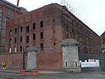 Stanley Warehouse To South Of Tobacco Warehouse, Stanley Dock, Regent Road, Liverpool, Merseyside, England, UK.jpg