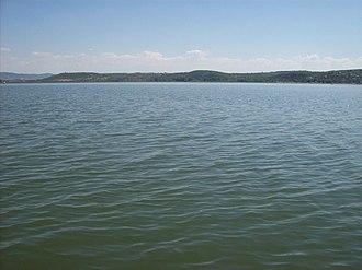 Doiran Lake - Image: Star Dojran in 2012 (2)