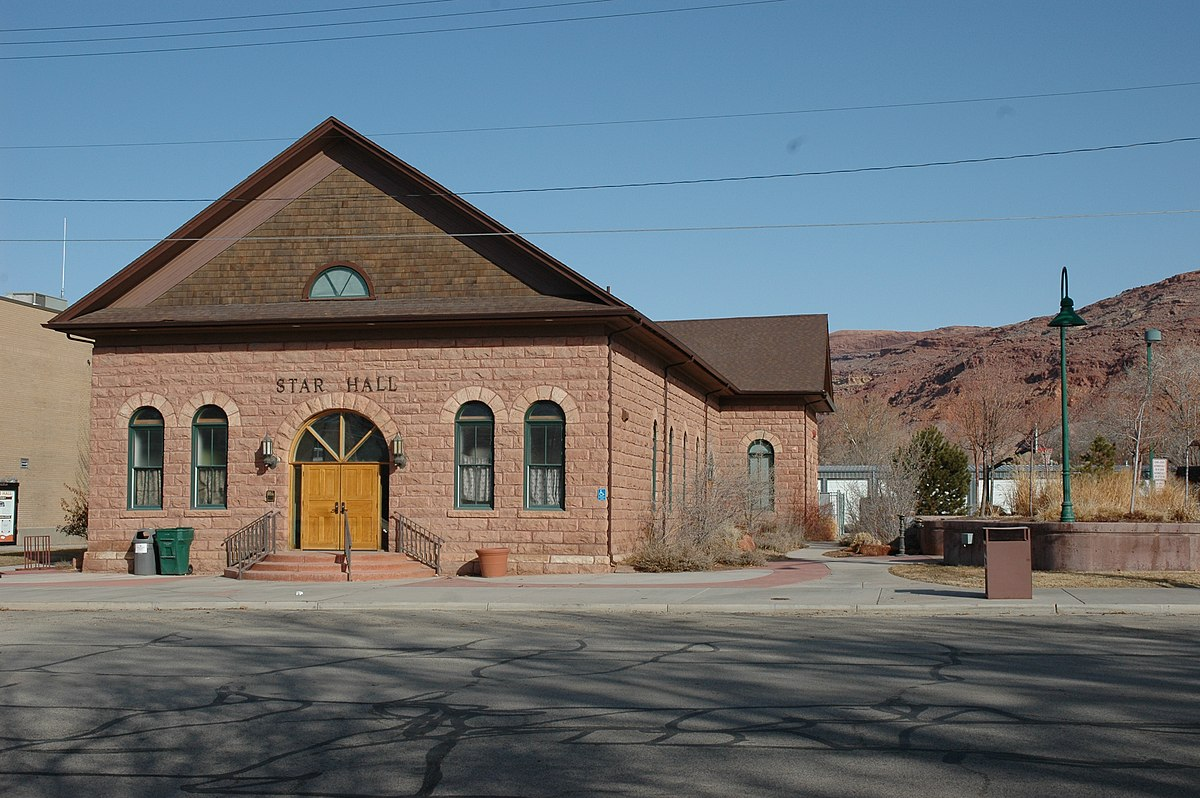 Moab (Utah) – Wikipedia, wolna encyklopedia