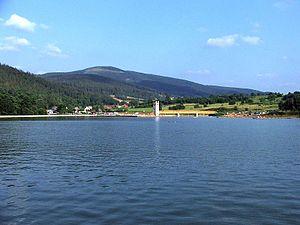 Stara Morawa - Image: Stara Morawa zalew 2007 PL