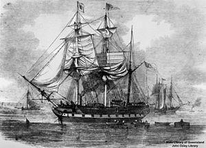 Artemisia (ship) - Image: State Lib Qld 1 111516 Artemisia (ship)