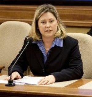 Julie Lassa - Image: State Sen. Julie Lassa