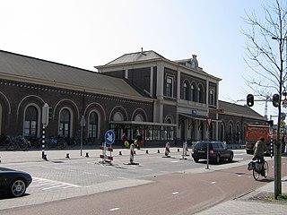 Middelburg railway station railway station in the Netherlands