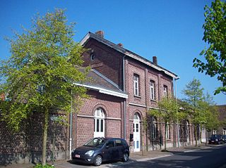 Waarschoot Municipality in Flemish Community, Belgium