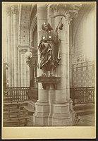 Statue de Saint-Jacques - J-A Brutails - Université Bordeaux Montaigne - 0530.jpg