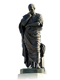 Statue af Ovidius