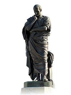 Ovid Roman poet