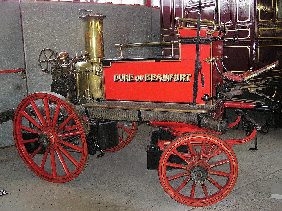 Steam fire engine 1906 arp