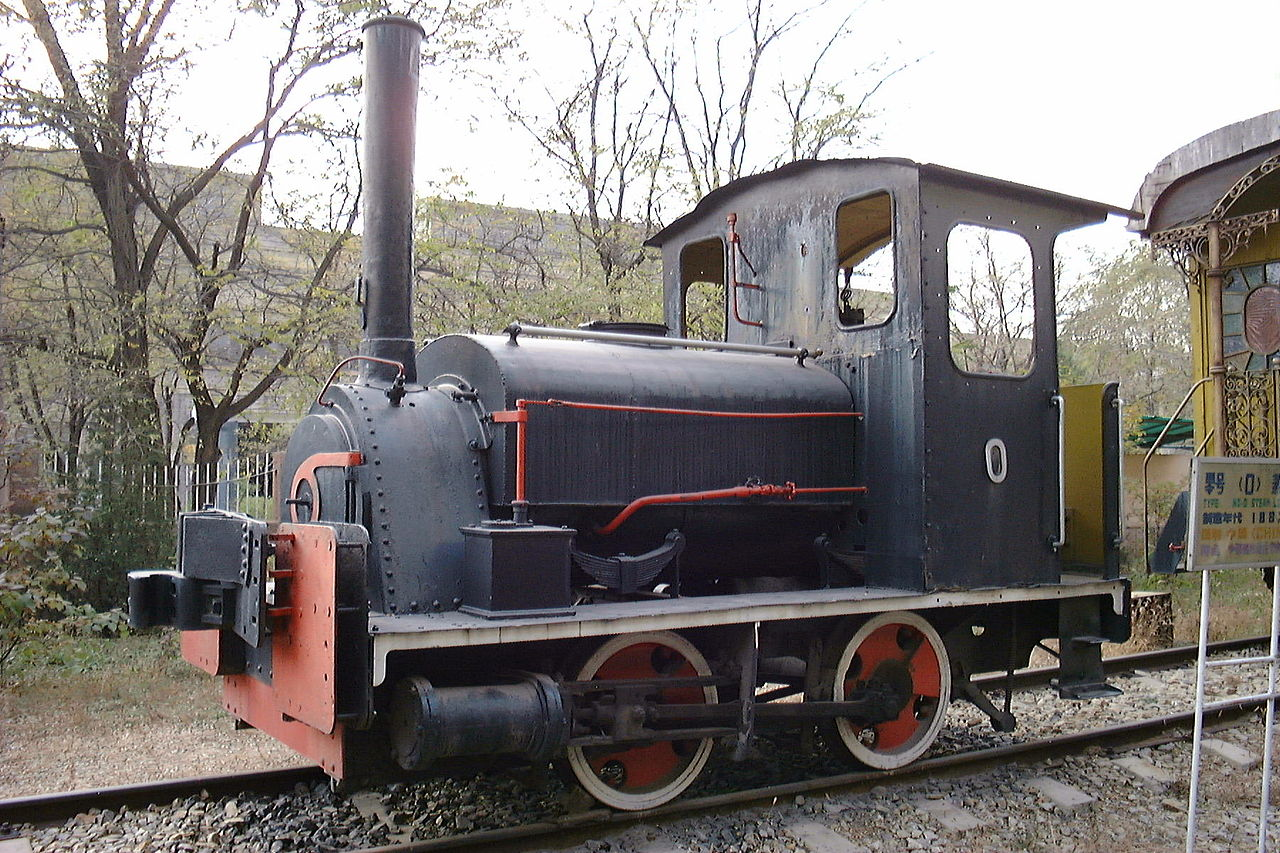 History of Steam (1800 - 1900) |Steam Engine Train From 1800s