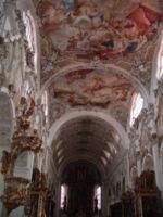 Steingaden-Interieur