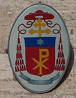 Stemma cardinalizio SMdV