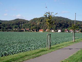 Alter Stolberg mountain range