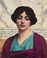 Stesicrate, by John William Godward.jpg