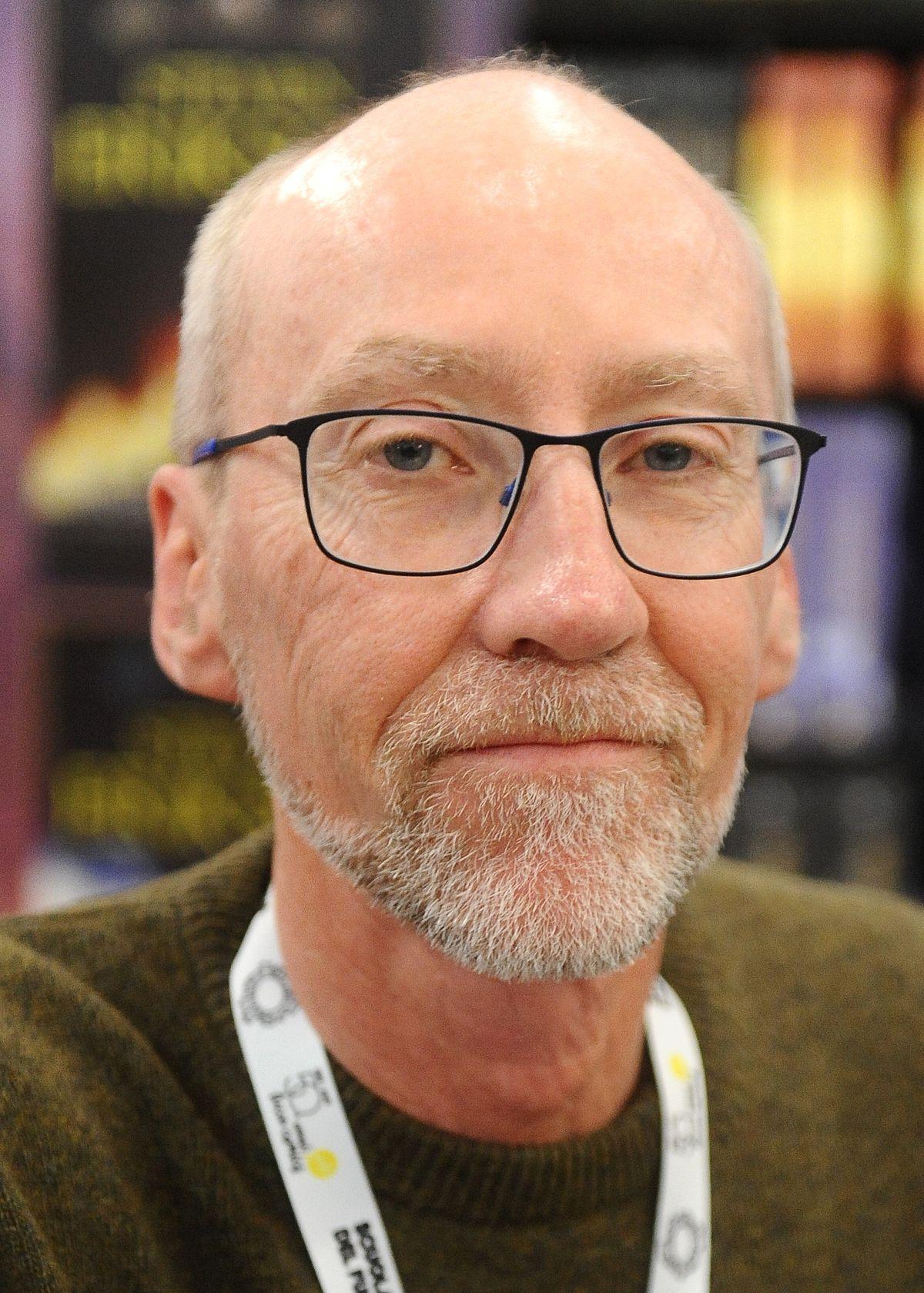 Steven Erikson Wikiquote