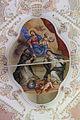 Stift Ossiach - Deckengemaelde - Maria uebergibt Dominikus und Katharina von Siena den Rosenkranz - Josef Ferdinand Fromiller.JPG