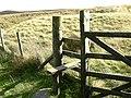 Stile Edgerton Moss - geograph.org.uk - 562387.jpg