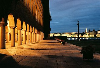 Stockholm City Hall - Image: Stockholm city hall
