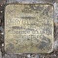 Stolperstein Barbarossastr 43 (Schön) Harry Goldschmidt.jpg