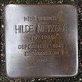 Stolperstein Bocholt Niederbruch 20 Hilde Metzger.jpg