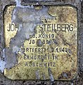 Stolperstein Helmstedter Str 27 (Wilmd) Johanna Steilberg.jpg