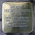 Stolperstein Holsteiner Ufer 10 (Hansa) Helene Altmann.jpg