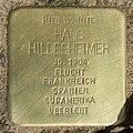 Stolperstein Verden - Hans Hildesheimer (1904).jpg