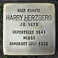 Stolperstein Verden - Harry Herzberg (1875).jpg