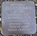 Stolperstein Windeck Rosbach Preschlin-Allee Julius Eiermann.jpg