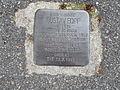 Stolperstein für Gustav Bopp in Heidelberg.JPG