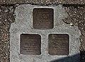 Stolpersteine Göppingen, Franklinstraße 5.jpg