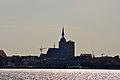 Stralsund von Altefähr aus (2012-09-02), by Klugschnacker in Wikipedia (2).JPG