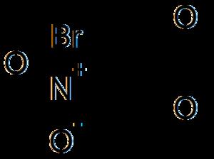 Bronidox - Image: Structure of bronidox