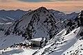 Stubai glacier, Jochdohle - the highest situated restaurant in Austria, 3.150 m - panoramio.jpg