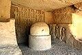 Stupa Kanheri Cave 2.jpg