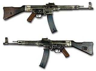 StG 44 German World War II assault rifle