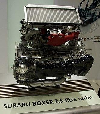 Subaru EJ engine - EJ257 engine