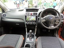 Subaru Forester - Wikipedia