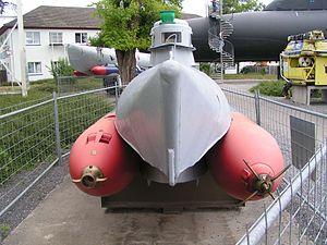 Biber (submarine) - Image: Submarine biber 02