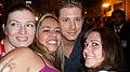 Sue, Jensen Ackles and Sarah (12064483896).jpg