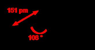 Sulfite - The structure of the sulfite anion