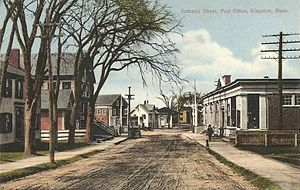 Kingston, Massachusetts - Summer Street in 1906