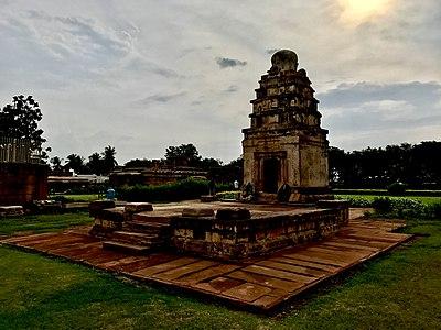 Suryanarayana Temple in Galaganatha Group.jpg