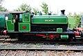 Swindon & Cricklade Railway ... SALMON the tank engine. (5628085496).jpg