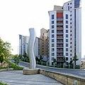 Swirl by Colin Rose, Baltic Quays, Gateshead (geograph 2492490).jpg
