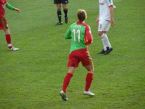 Dmitri Sychev - Sychev in action for Lokomotiv (May 2, 2007)