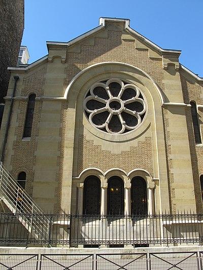 Synagoge Chasseloup-Laubat