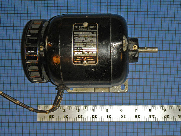 Over Excited Synchronous Motor