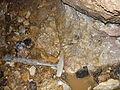 Törmelékkő a perkupai barlangban.jpg